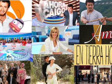 Audiencias Enero 2015 Antena 3