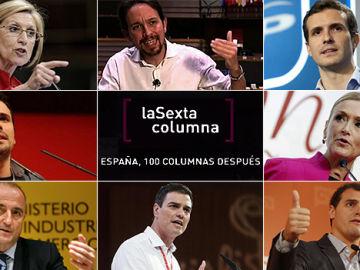 laSexta Columna cumple 100 programas