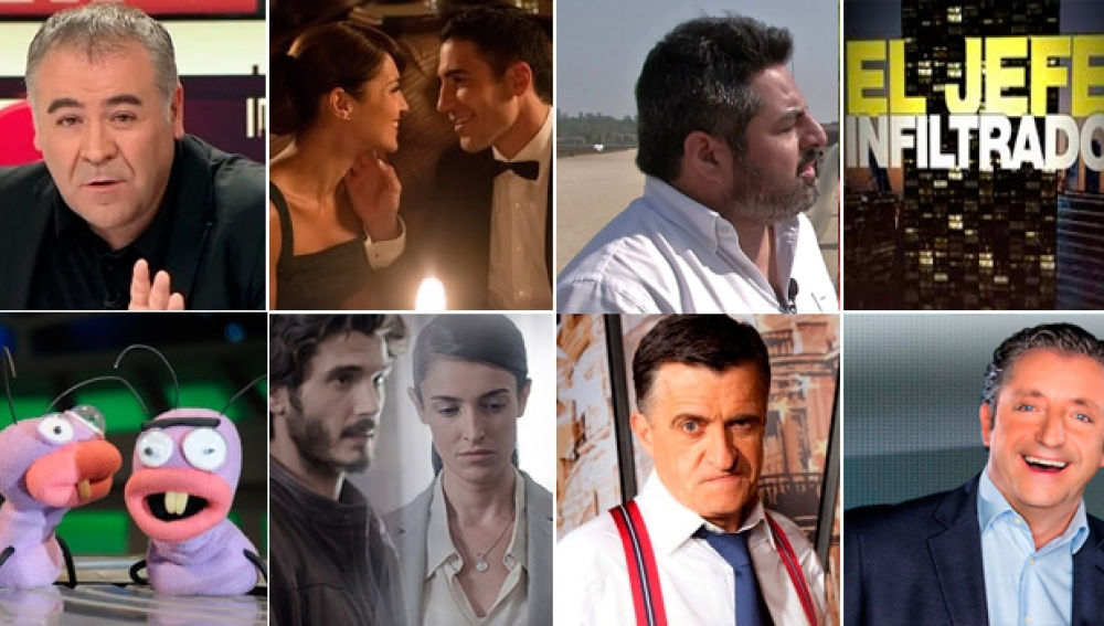 Audiencias Febrero 2015