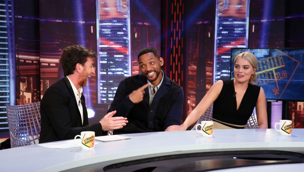 Will Smith en El Hormiguero 3.0