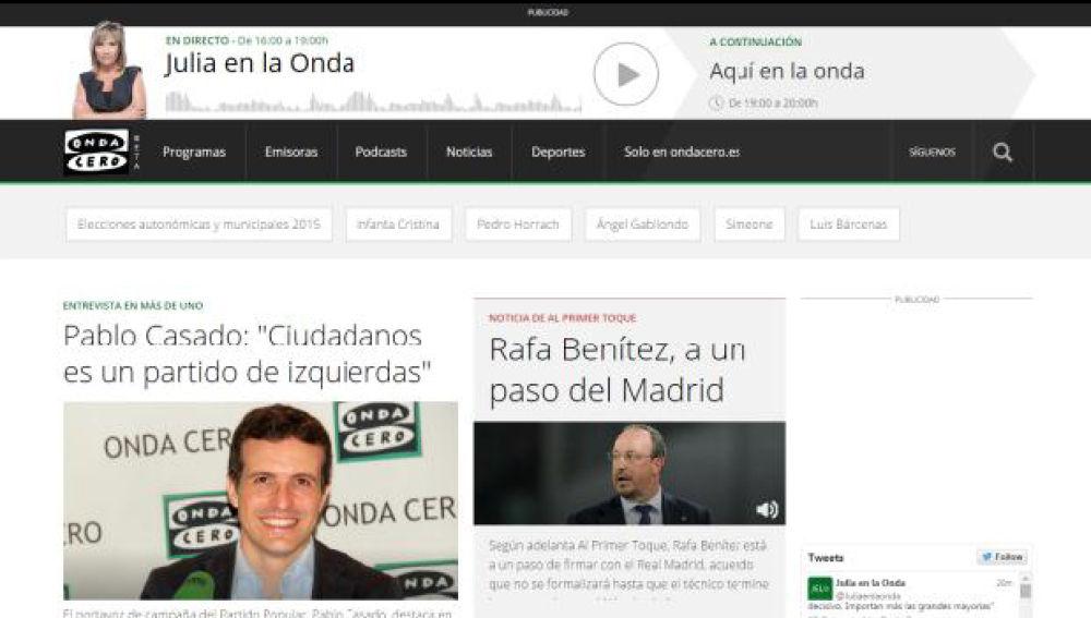 Nueva OndaCero.es