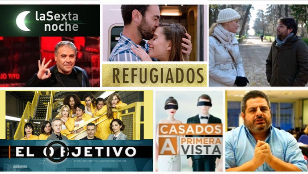 Audiencias Televisión Junio 2015