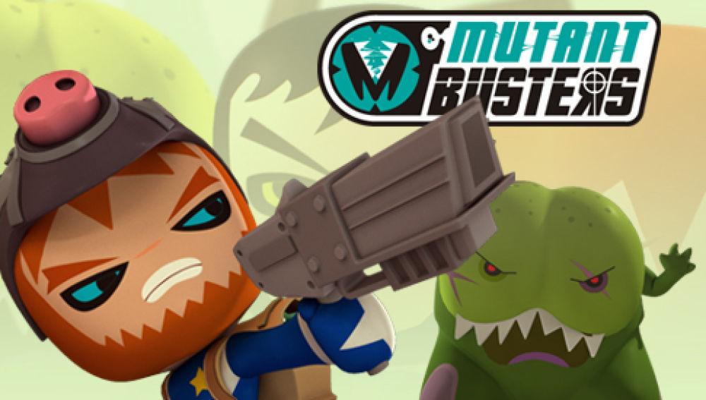 Mutant Busters en Neox Kidz