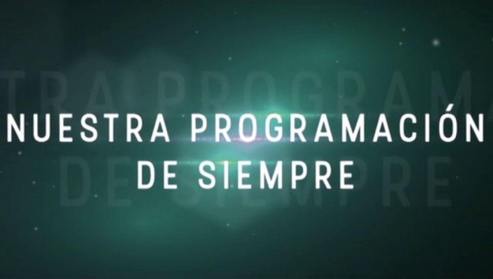 ATRESMEDIA PUBLICIDAD   Programación TV Cuarto Trimestre 2015