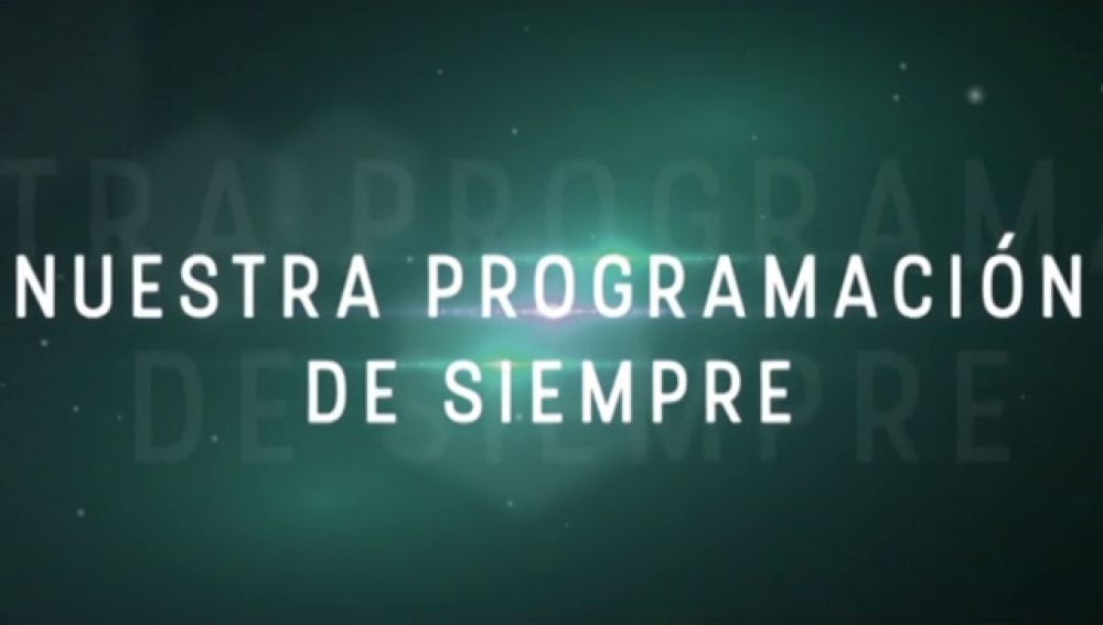 Programación TV Cuarto Trimestre 2015