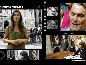 Artur Mas, primer invitado de la nueva temporada de 'El Objetivo'