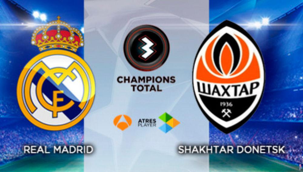 Super Real Madrid- Shakhtar Donetsk