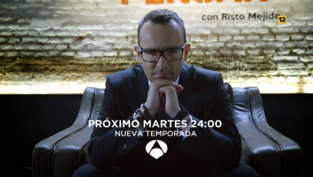 Nueva temporada de 'Al rincón', el próximo martes a las 24:00 horas