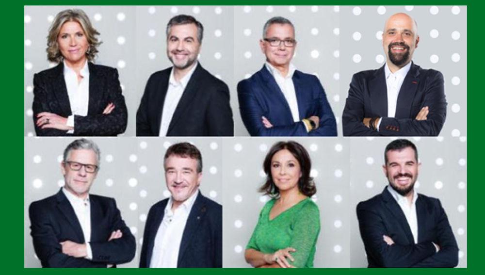 Onda Cero temporada 2015-2016