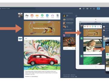 Atresmedia Publicidad comercializa Tumblr, la Red Social de Yahoo!