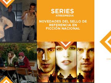 Series Atresmedia Novedades