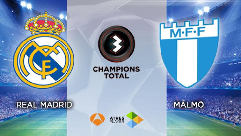 Superdestacado Real Madrid - Malmö