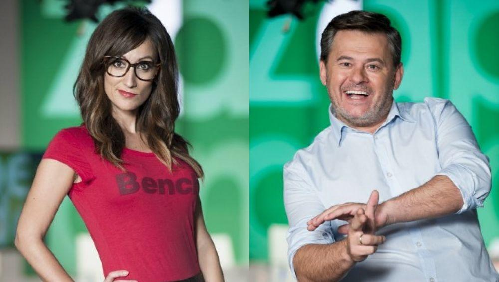 Ana Morgade y Miki Nadal presentarán las preuvas en Neox