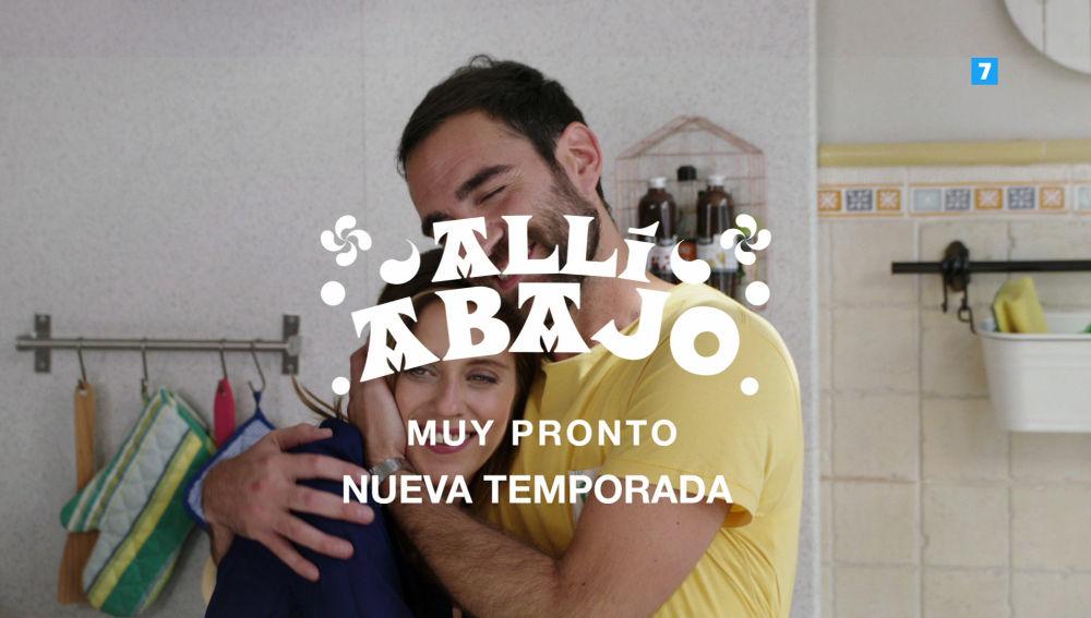 Muy pronto, estreno de la segunda temporada de 'Allí abajo' en Antena 3