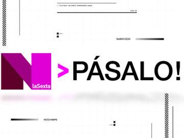 laSexta Pásalo - Logotipo