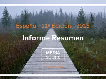 Media Scope España 2015