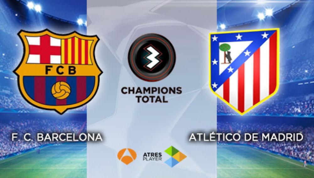 Super champions barcelona - atlético de madrid