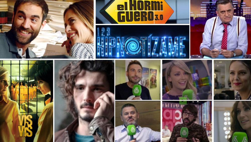 Audiencias Marzo 2016