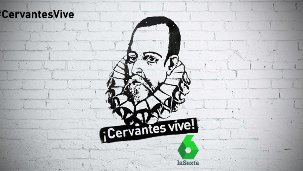 Cervantes Vive (logo nuevo)