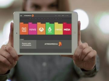 ATRESMEDIA DIGITAL lanza nuevas webs para sus canales de televisión