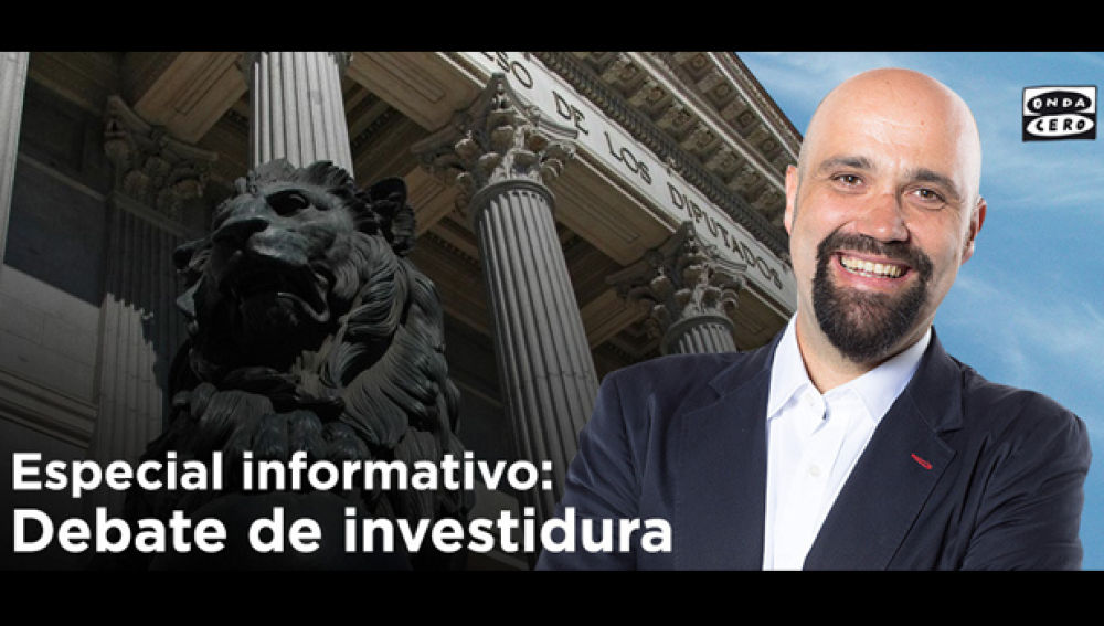 Especial investidura Onda Cero
