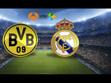 Champions: Borussia Dortmund-Real Madrid