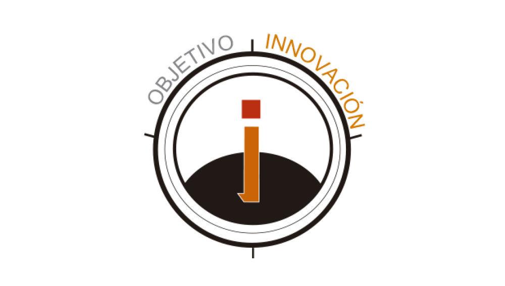 Logo objetivo innovación