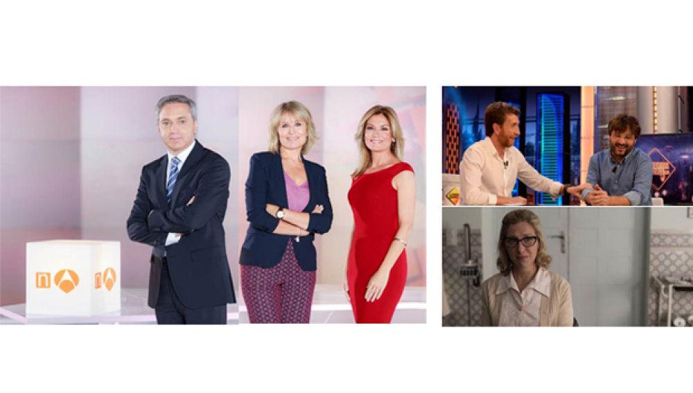 Día de récords para Antena 3