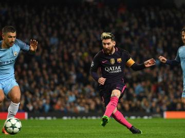 Champions 'Manchester City- Barcelona'