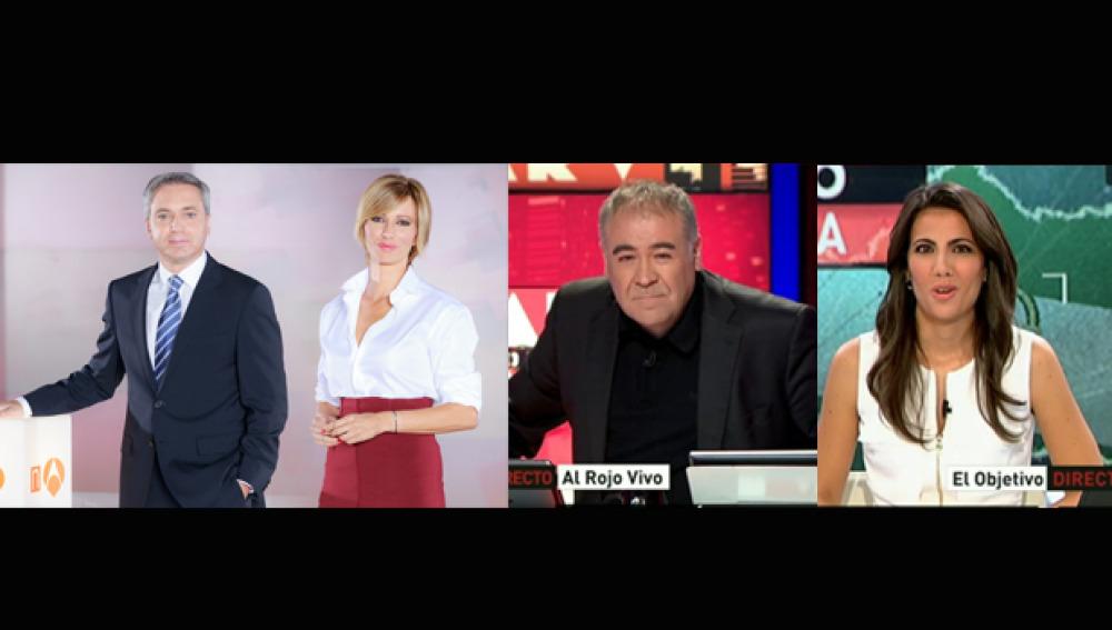 ATRESMEDIA TV, referencia informativa