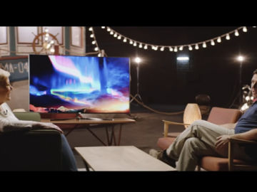 """Samsung y """"El poder de la televisión"""""""