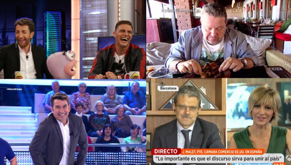 Jueves de récords para Atresmedia Televisión: 'El