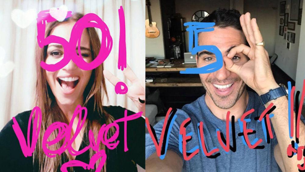 'Velvet' celebra el capítulo 50