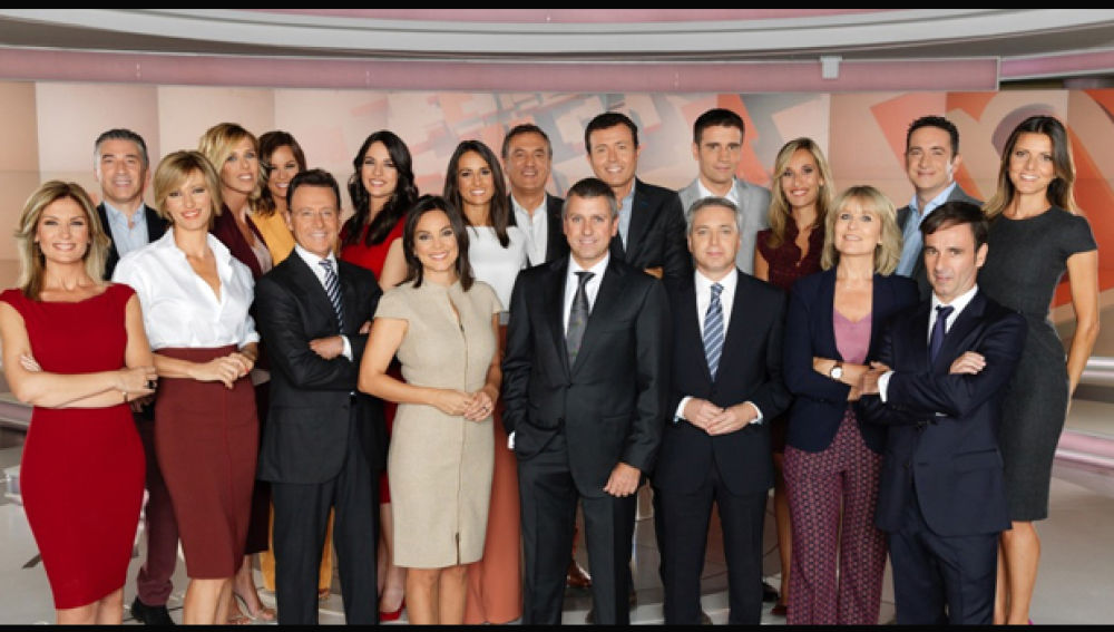 Antena 3 es la televisión con mayor credibilidad según una encuesta de la Universitat de Valencia