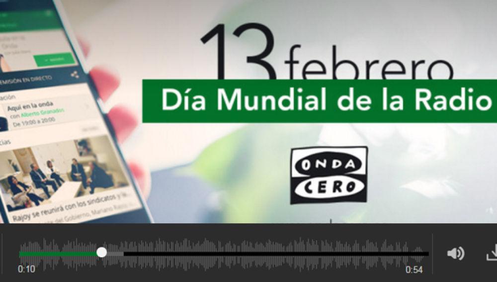 Onda Cero día mundial de la radio 2017