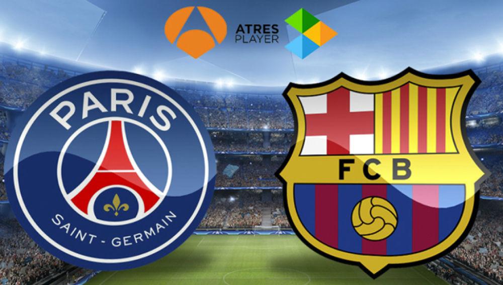 Champions: PSG - Barcelona