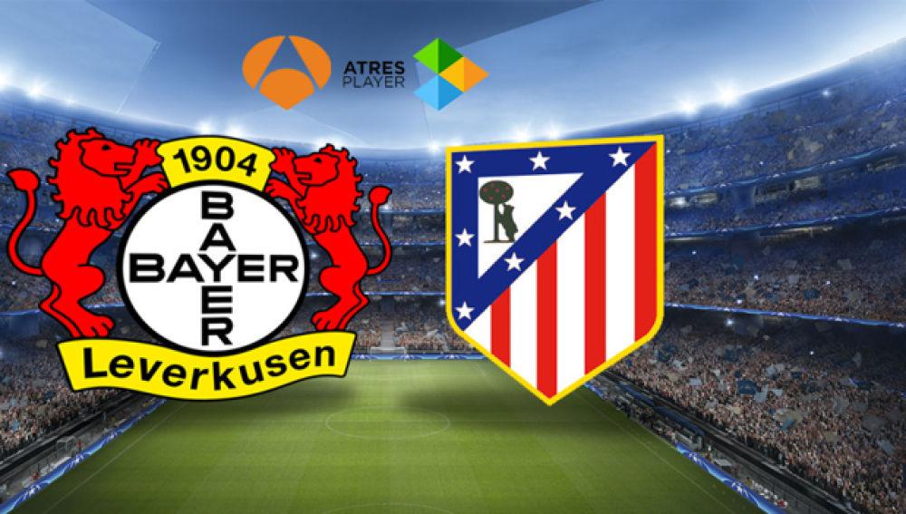 Antena 3 arrasa con la victoria del Atleti frente al Bayer