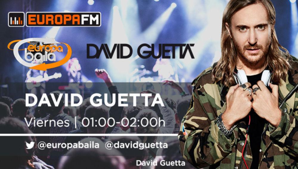 Europa FM ficha a David Guetta para el proyecto 'Europa baila'