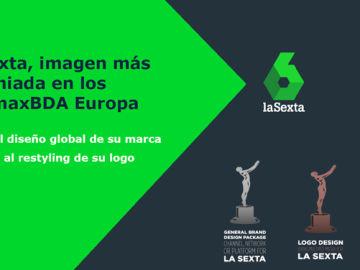 laSexta, imagen más premiada en los PromaxBDA Europa