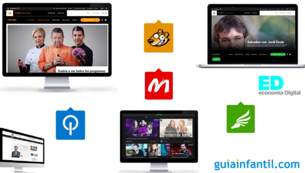 ATRESMEDIA es el grupo audiovisual líder en internet por undécimo mes consecutivo