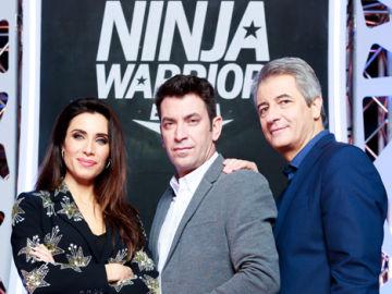 Antena 3 presenta 'Ninja Warrior'