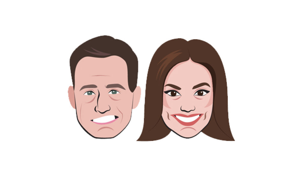 Matías Prats y Mónica Carrillo, primeros presentadores en España con emoji de Twitter
