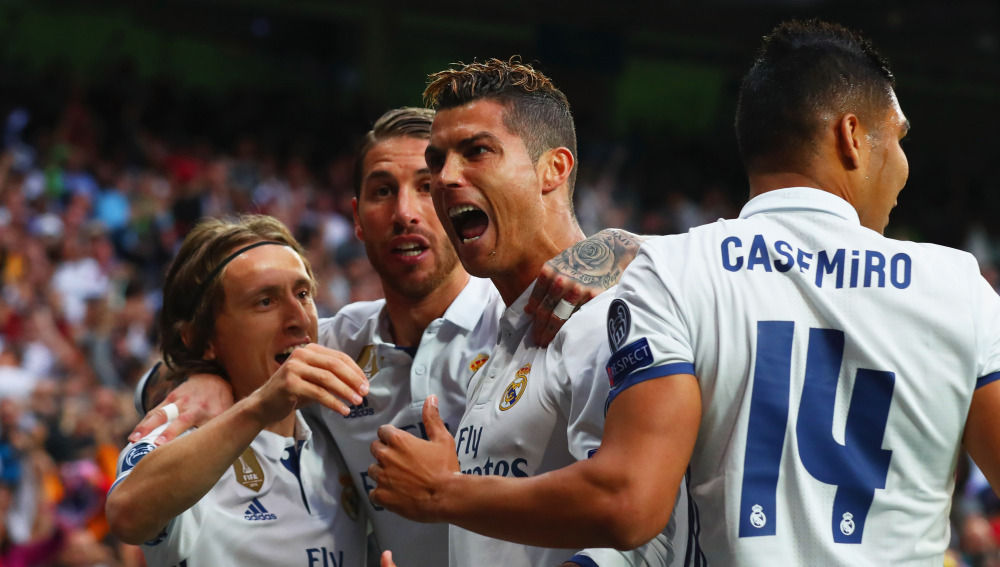 champions real madrid