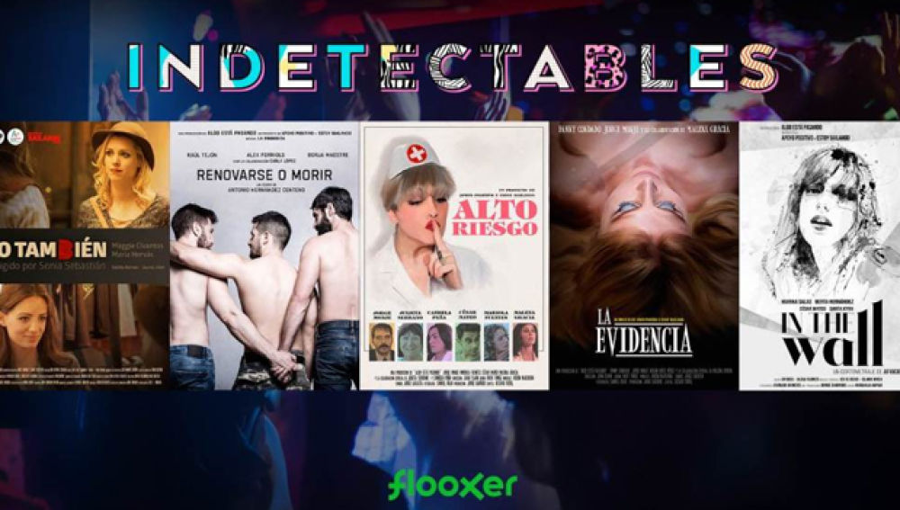 Flooxer estrena en exclusiva 'Indetectables'