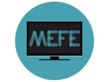 MEFE TV NUEVO LOGO