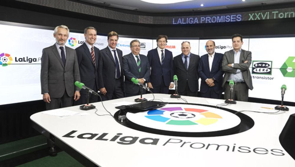 Onda Cero y laSexta se vuelcan con los torneos LaLiga Promises de Villarreal y Nueva York
