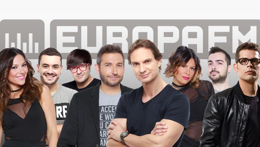 La mejor música y el buen humor, protagonistas de la nueva temporada de Europa FM