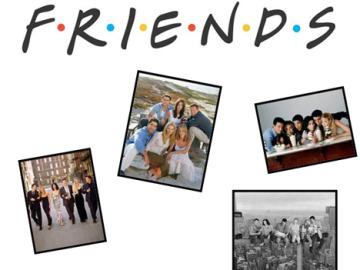 FRIENDS llega a NEOX con los amigos más míticos de la televisión