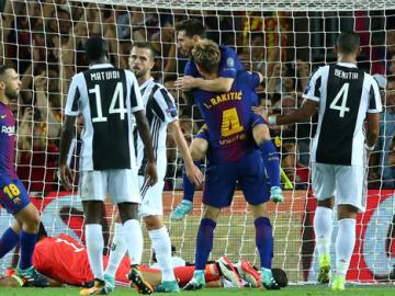 El FC Barcelona-Juventus de Champions Total arrasa