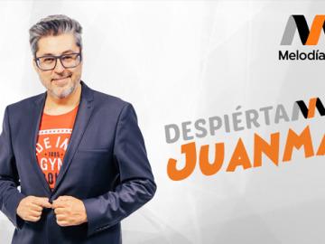 Juanma Ortega aterriza en Melodía FM con el morning show '¡Despiértame, Juanma!'